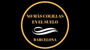 No más colillas en el suelo Barcelona
